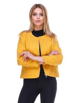 Жакет жовтий   3095455