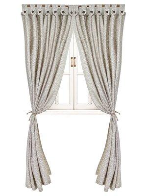Штора з декоративними ґудзиками (150х250 см) | 3368384