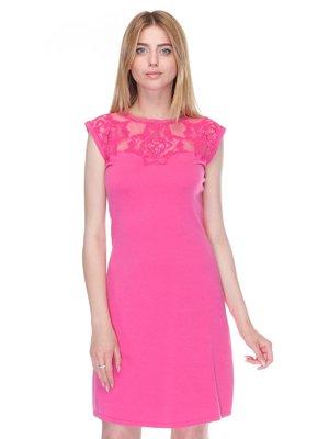 Платье розовое | 3365878