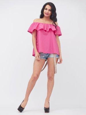 Блуза малинового цвета   3381293