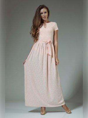 Сукня персикового кольору | 3381405