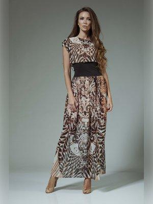 Платье в принт | 3381409