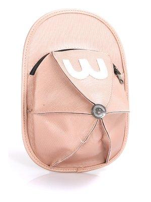Рюкзак кольору пудри | 3379253