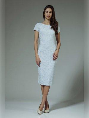 Сукня світло-блакитна | 3381329
