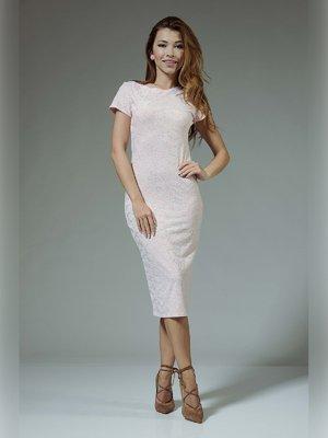 Сукня рожева | 3381332