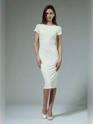 Сукня ванільного кольору | 3381333