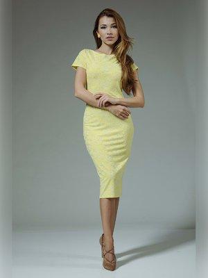 Сукня жовта | 3381334
