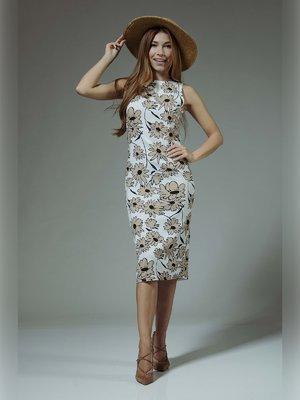 Сукня в квітковий принт | 3381338