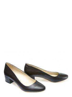 Туфли темно-коричневые | 2813758