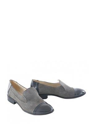 Туфли серые | 3385390