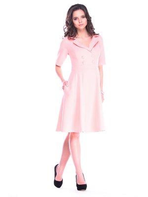 Сукня персикового кольору | 3172712