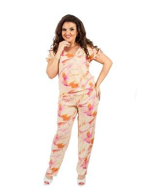 Костюм: блуза и брюки | 3322771
