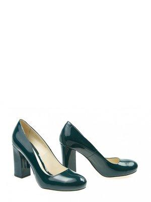 Туфли зеленые | 3385425