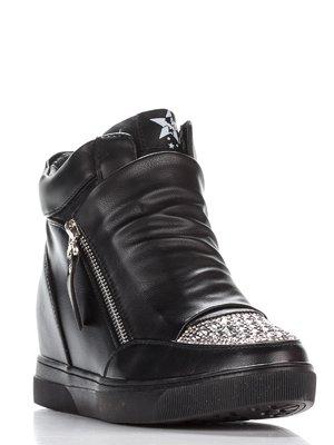 Ботинки черные | 3389321