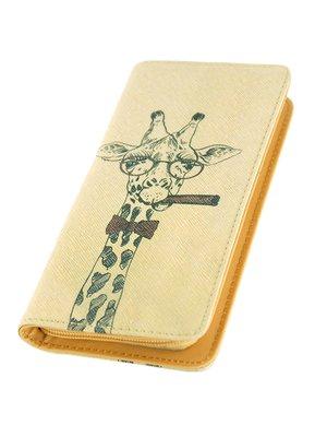 Кошелек с принтом «Жираф» | 3390943