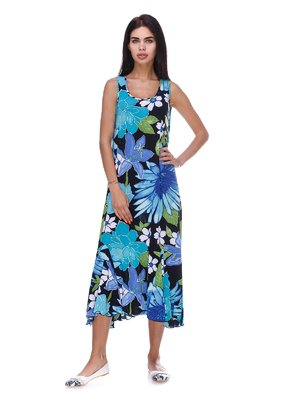 Сукня в квітковий принт | 3387749