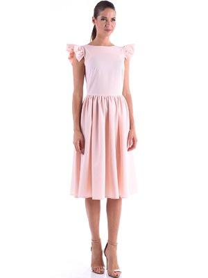 Платье розовое | 3322672