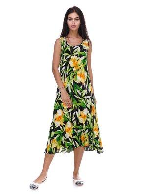 Сукня в квітковий принт   3387719