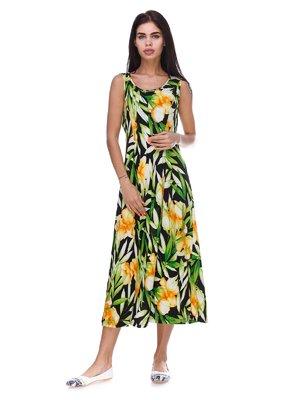 Платье в цветочный принт | 3387720