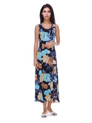Платье в цветочный принт | 3387752