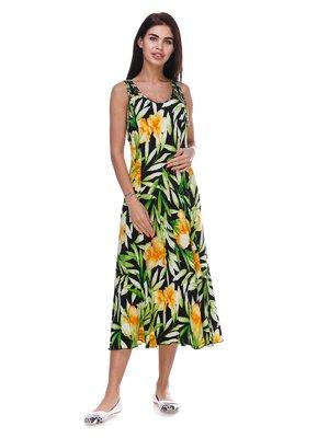Сукня в квітковий принт   3387709