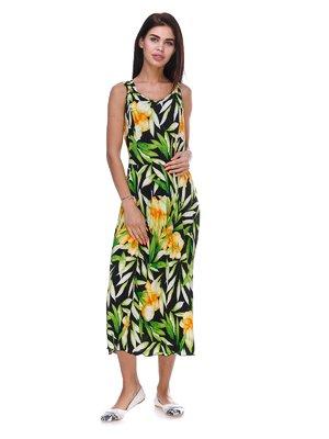 Платье в цветочный принт | 3387710