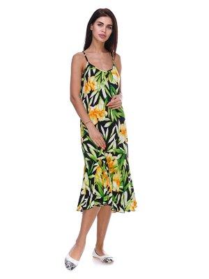 Сукня в квітковий принт | 3387711