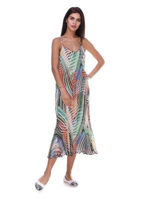 Платье в принт | 3387731