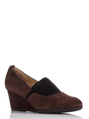Туфли темно-коричневые | 3063730