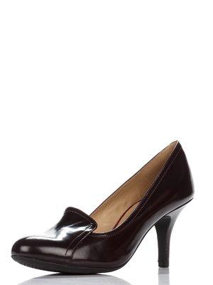 Туфли темно-коричневые | 3395681