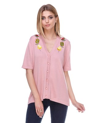 Кардиган рожевий | 3395491