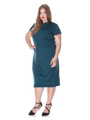 Платье изумрудного цвета | 3352802