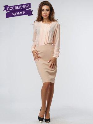 Блуза персикового кольору | 2744285