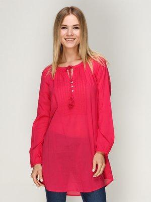 Блуза розовая | 3010022