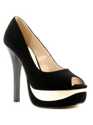 Туфлі чорні | 3407175
