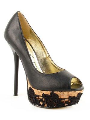 Туфлі чорні | 3407176