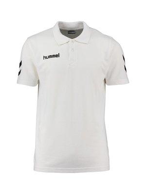 Футболка-поло біла | 3407452
