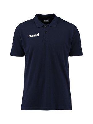 Футболка-поло синя | 3407453