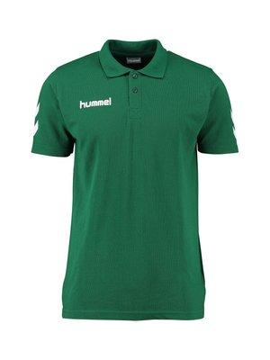 Футболка-поло зелена | 3407454