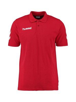 Футболка-поло червона | 3407455