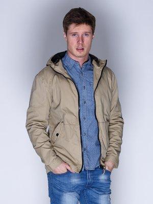 Куртка бежевая | 2992010