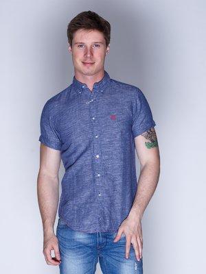 Рубашка фиолетовая   3009832