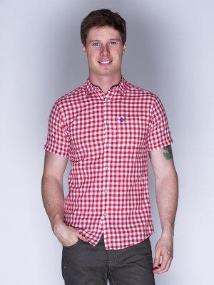 Рубашка клетчатая | 3009855
