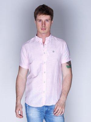 Рубашка светло-розовая   3009829