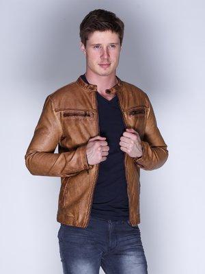 Куртка коричнева | 3009907