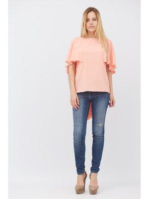 Блуза персикового цвета | 3407986