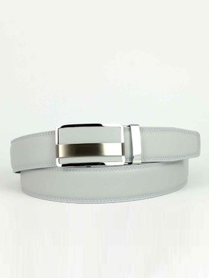 Ремень серый   3409379