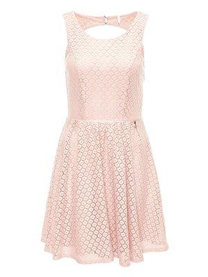 Платье розовое | 3410151