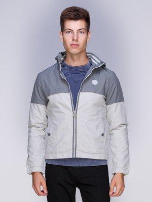 Куртка двухцветная   1899354