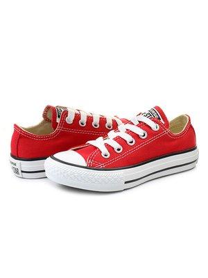 Кеды красные с фирменным логотипом | 3400886